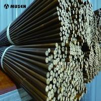 100Pcs High Quality Bamboo Arrow Shaft for DIY Bamboo Arrow Archery Hunting