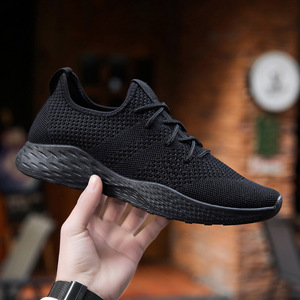 Image 5 - Men Sneakers Men Casual Shoes Brand Men Shoes Male Mesh Flats Plus Big Size Loafers Breathable Slip On Spring Autumn Trainers 48