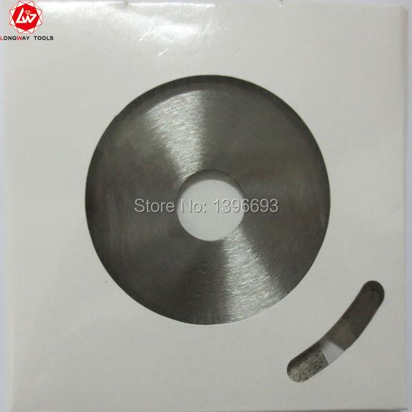Hoja de sierra circular de diamante láser 125X10X22.23mm para - Hojas de sierra - foto 6
