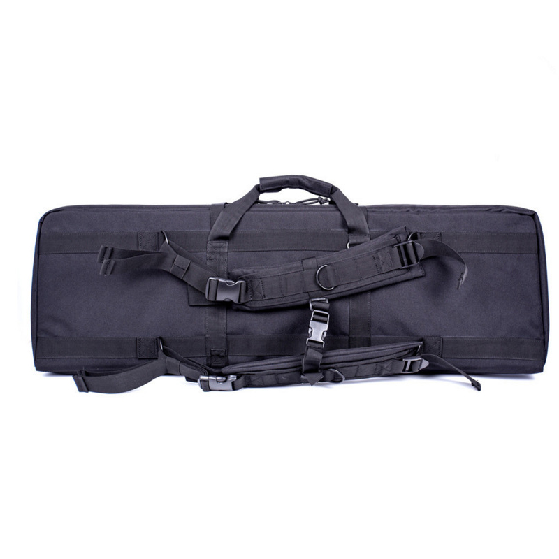 Multifunctional Outdoor Sport Shoulder Bag Tactical Hunting Rifle Gun Carry Case Airsoft Paintball Air Gun Protection Bag in Holsters from Sports Entertainment