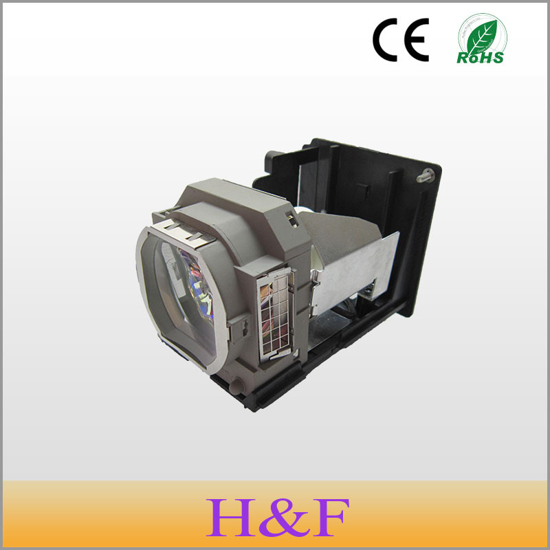 Free Shipping VLT-XL650LP Compatible Replacement Projector Lamp With Housing For Mitsubishi HL2750 HL650U MH2850U WL2650 Lambasi