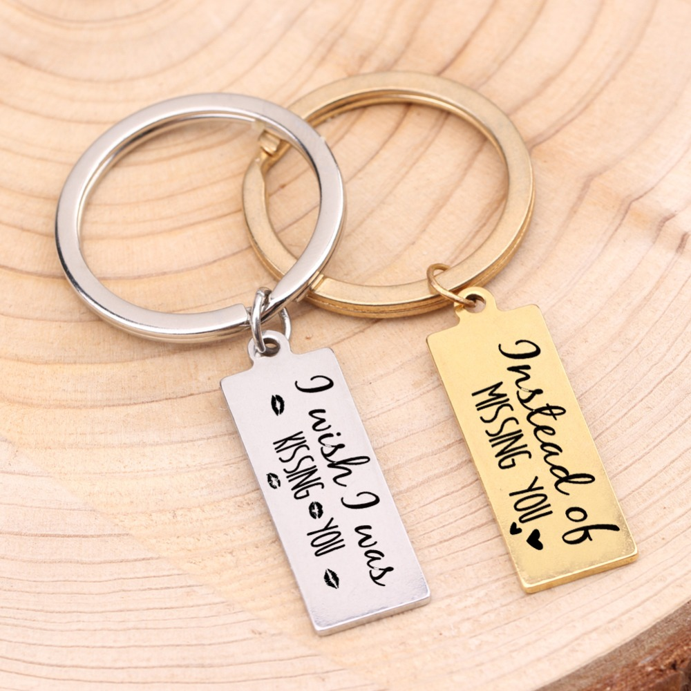 Engraved Don/'t Drink And Drive Pendant Key Chain Keyring For Friends Gifts 6A
