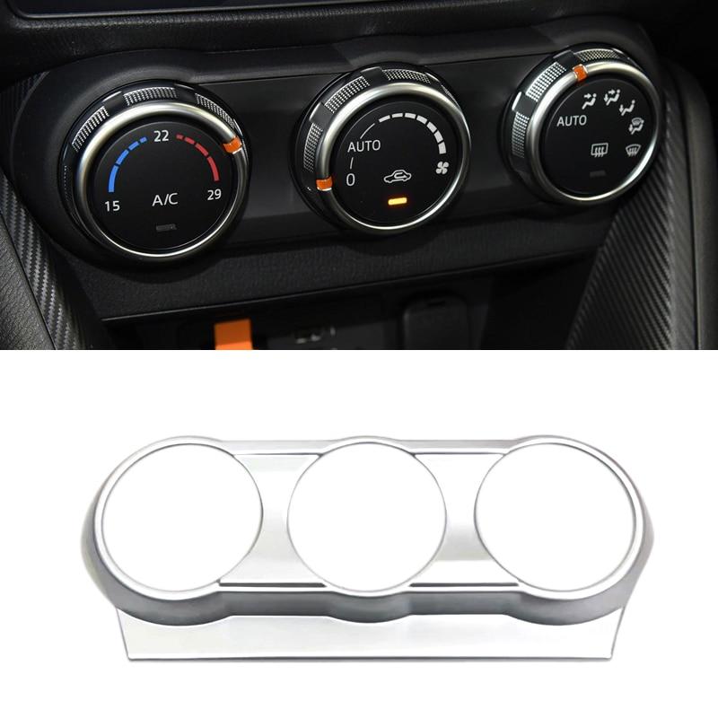 2012 Mazda Cx 9 Interior: Interior Dashboard Air Conditioner Switch Button Cover