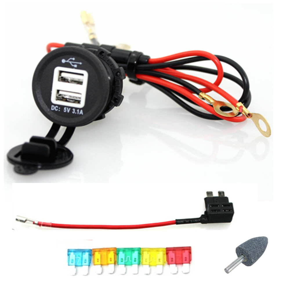 Aftermarket Motorcycle Fuse Box Wiring Library