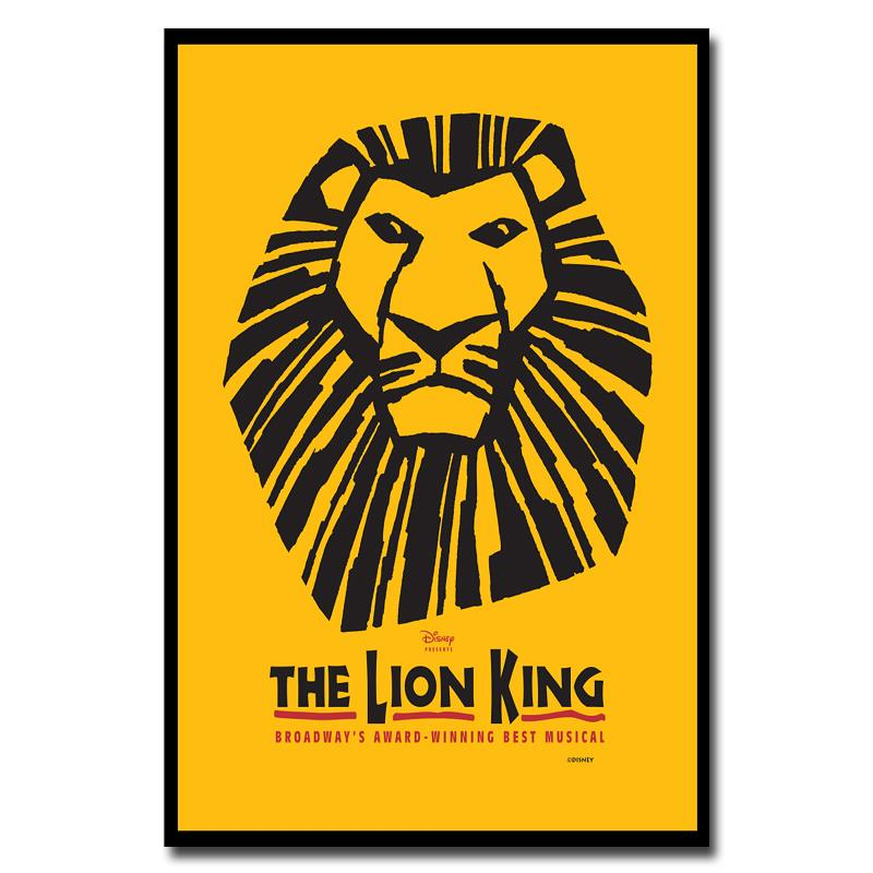 12 X 18 Living Room Ideas: NICOLESHENTING The Lion King Movie Art Silk Poster 12x18