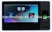 ZKteco Биометрические Время посещения сканер отпечатков пальцев для офиса biosmart-Zpad tme рекордер с tcp/ip программное обеспечение