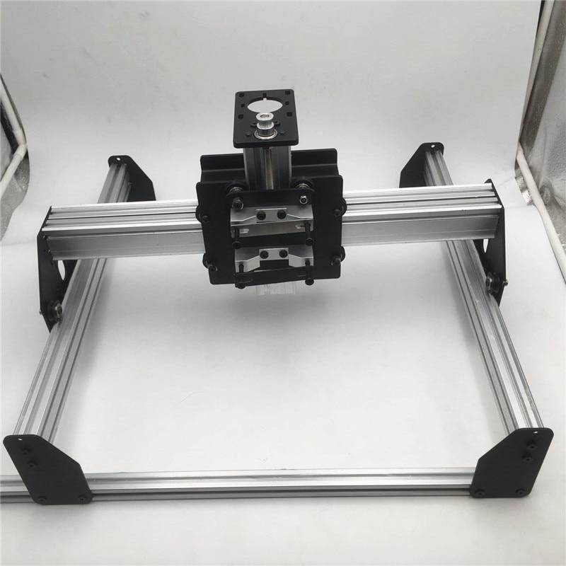1 set Shapeoko x-carve mezcla CNC router mecánico kit CNC fresadora 3D impresión escritorio CNC máquina kit Sin motor