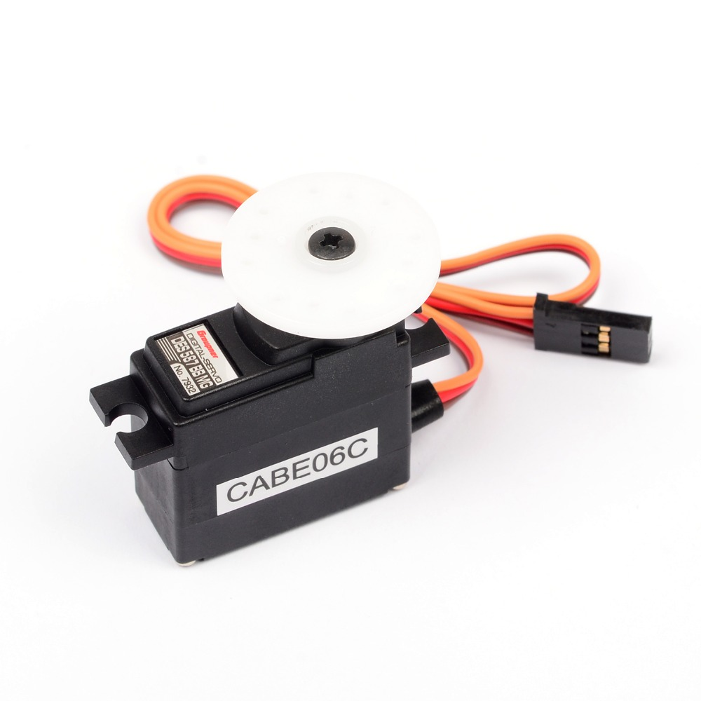 Graupner High speed DES 587 BBMG Torque 13mm Digital Servo For RC/Helicopter/Car/Boat graupner des 488 bbmg speed 11 5mm digital servo for futaba jr car rc model helicopter boat free shipping