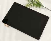 Full LCD Display Monitor Touch Screen Panel Digitizer Sensor Assembly For Sony Tablet Z2 Xperia SGP511