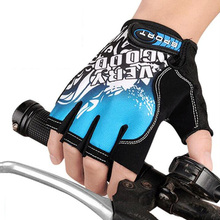Sports Gloves Half Finger Cycling Fitness Breathable Weight Lifting Training Outdoor Bicycle Dumbbell Running Gym Exercise цена
