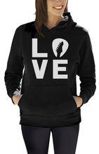 In Love With My Guitar - Guitarist Perfect Gift Idea Women Hoodie Cool hoodie Funny Unisex Hoodie-Z127