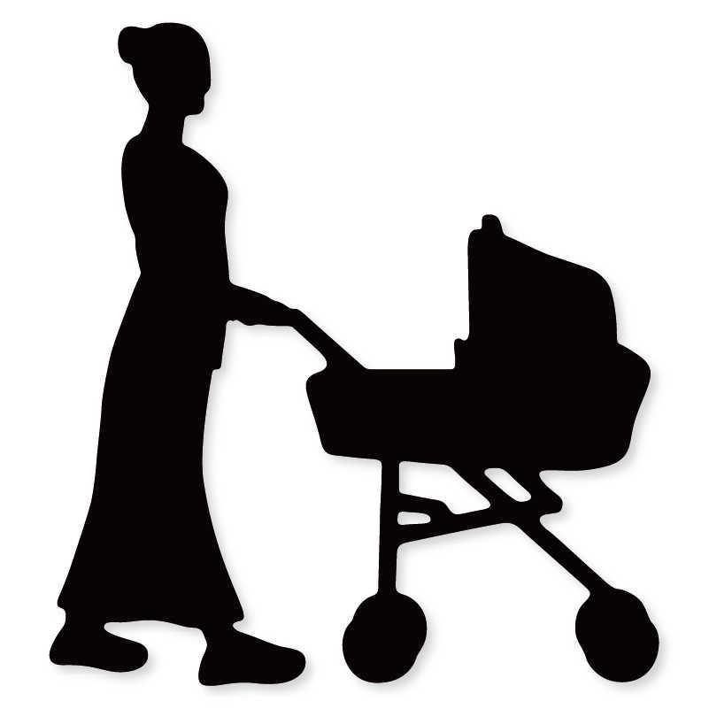 ForeWan carro para mujer y bebé troqueles de corte de acero para manualidades en relieve troqueles para hacer álbum de recortes tarjeta 2019 nuevo troquelado