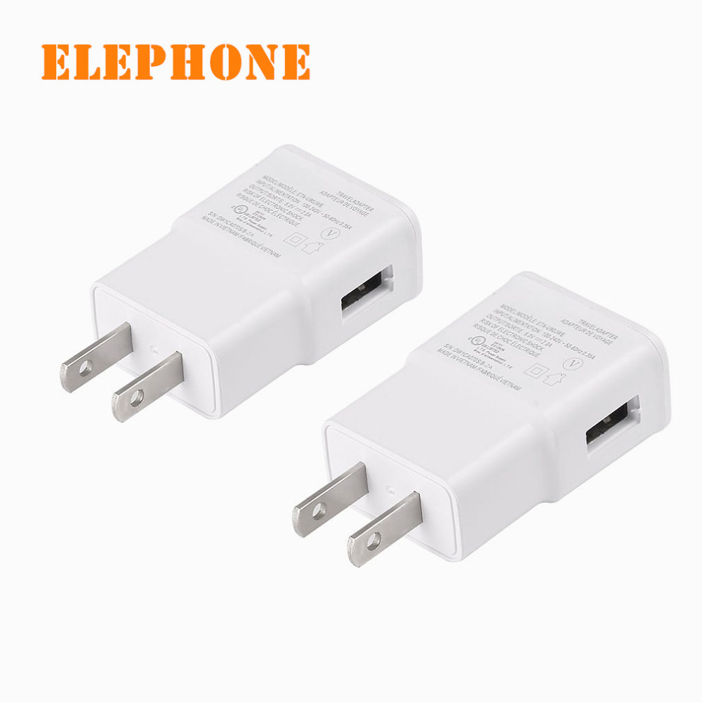 Fast Charge Portable USB Type-C (USB-C) Port Connector Wall Charger Travel Adapter White Replacement for Android