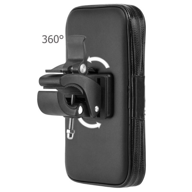 For Iphone Universal Phone Bike Holder Motor Mount Waterproof Sport Case For Lg G6 G5 G4 Motorcycle Bicycle Phones Gps Stand