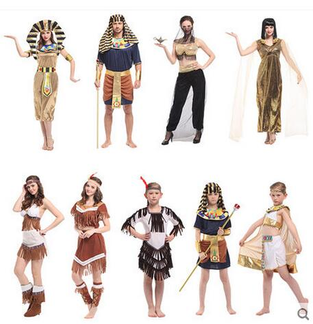 Hot 2017 Child Adult Native Indian Princess Dress Cosplay Costume Soldiers Fancy Dress Birthday Party Halloween Egyptian Costume-in Girls Costumes from ...  sc 1 st  AliExpress.com & Hot 2017 Child Adult Native Indian Princess Dress Cosplay Costume ...
