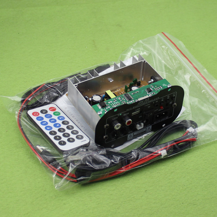 Automotive power cars have a fever level subwoofer amplifier board card USB remote 12V24V220V E1B1