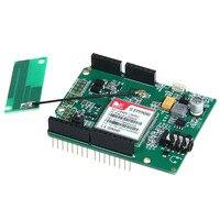 Brand New Wireless Communication Development Board GSM GPRS Shield Sim900 V2 0 Antenna Module 1pcs