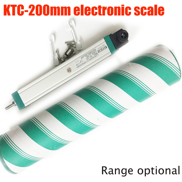 Balance électronique de KTC-100mm, transducteur de déplacement linéaire (type de tige) chariot universel dindustrie de machine de moulage par injection