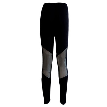 Fitness Sexy Mesh Workout Leggings 1