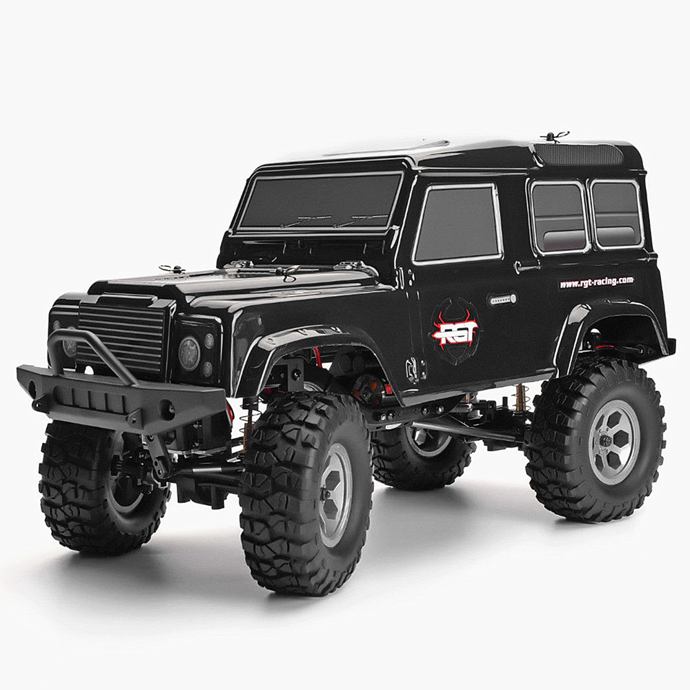 RGT RC Car 1:10 4wd Rc Crawlers Off Road Truck Rock Crawler RTR Rock Cruiser RC-4 136100 4x4 Waterproof Hobby Remote Control Car pregnant women elastic stretchy cotton jeans denim pencil pants maternity trousers elastic waist comfortable plus size clothing