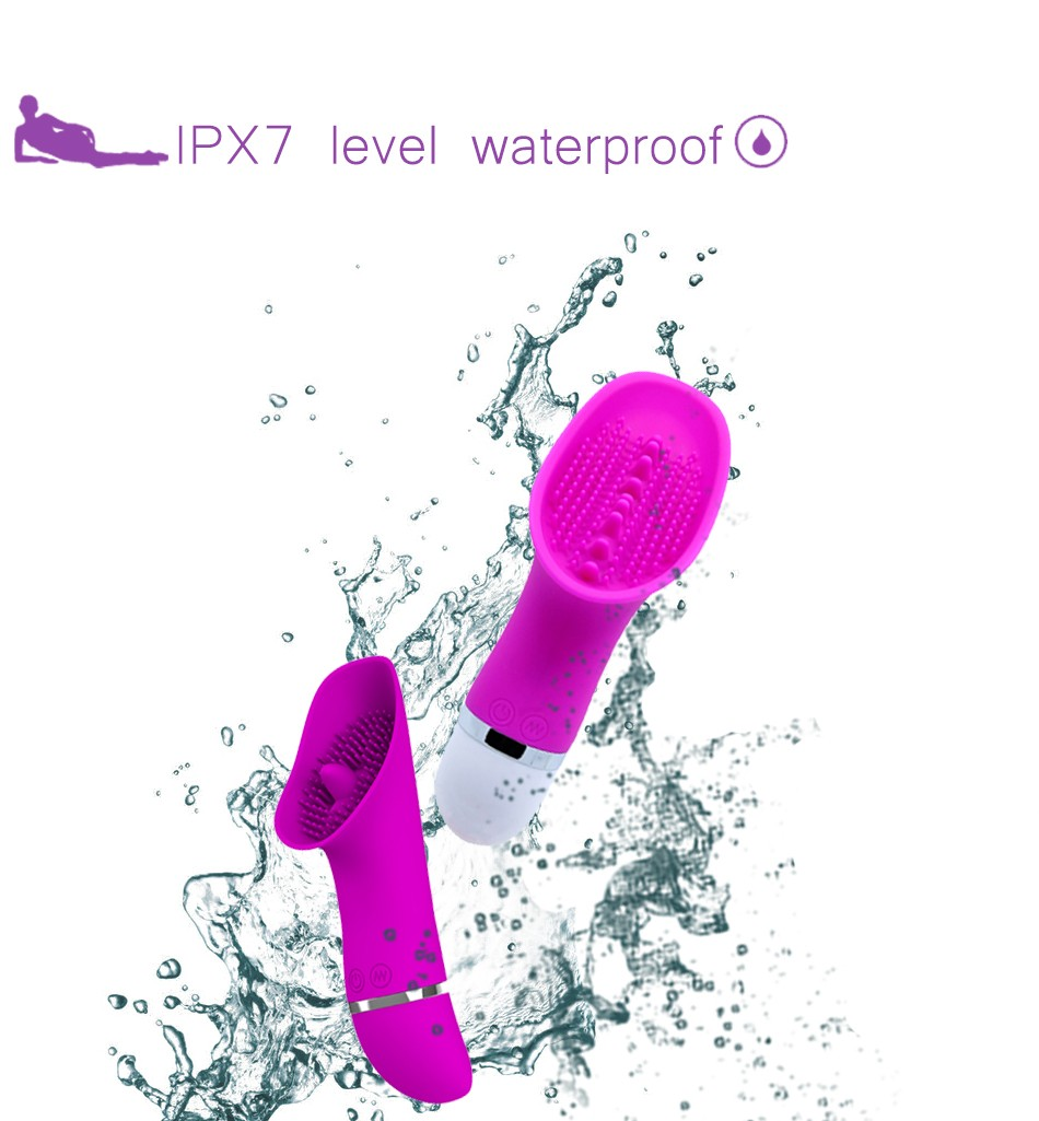 Licking Toy 30 Speed Clitoris Vibrators Clit Pussy Pump Silicone G-spot Vibrator Oral Sex Toys for Women Sex Product Adult ST465 16