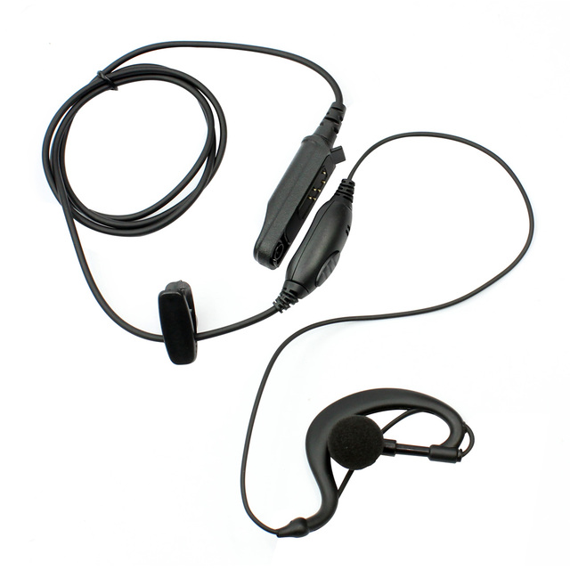 Bf 9700 Bf A58 Bf Uv9r Accessories Headset Earpiece With Mic