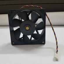 6000 об/мин вентилятор охлаждения Asic Miner, вентилятор 12 см PWM для AntMiner S9/T9+/L3+/D3/A3/V9/Z9 Mini/L3++/S9i/S9j/DR3/E3/X3/Z9 WhatsMiner M3