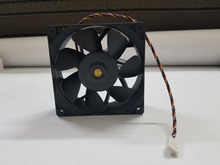 6000 RPM Asic Miner Lüfter, 12 cm PWM Fan für AntMiner S9/T9 +/L3 +/D3/A3/V9/ z9 Mini/L3 + +/S9i/S9j/DR3/E3/X3/Z9 WhatsMiner M3