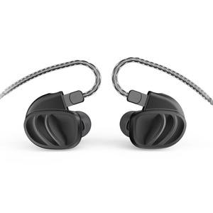 Image 2 - Bqeyz KC2 2BA + 2DD Hybrid In Ear Oordopjes Oordopjes Hifi Bass Dj Monito Running Sport Oortelefoon Oordopje Headset Oordopjes met Mic
