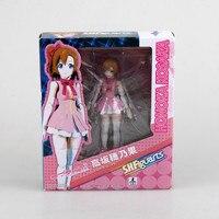 Japanese Anime Figures Love Live Figurine School Idol Project Kousaka Honoka Figma PVC Action Brinquedos Figure