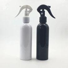 (30 adet/grup) 200 ml siyah/beyaz el püskürtücü boş şişe makyaj su püskürtme şişesi boş kozmetik kabı