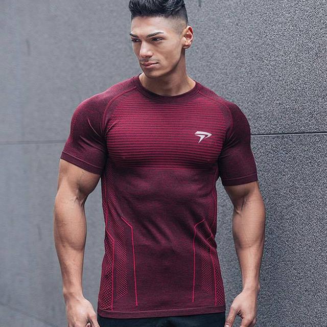 Camiseta de Compresión para Hombre