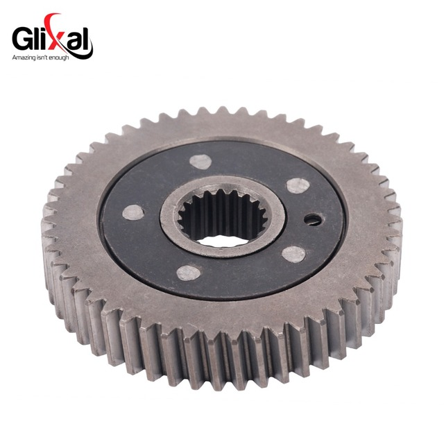 US $6 99 |Glixal GY6 49cc 50cc 80cc 100cc Modified Fuel Gear Fuel Economy  Siding Gear for 139QMB 139QMA Scooter Moped ATV Go Kart Engine-in Engines