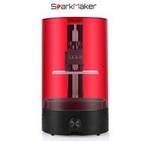 Sparkmaker WOW 3D printer UV Resin SLA DLP LCD T C W N E /fast shipment from Moscow/2019 Resin 3D printer