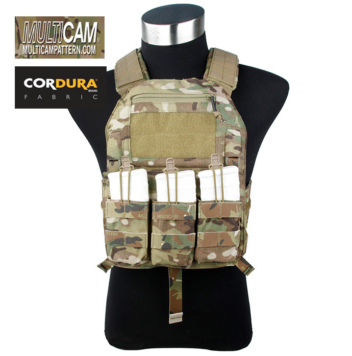Multicam 4020 A2 Tactical Plate Carrier MOLLE Military Vest+Free shipping(STG050954)