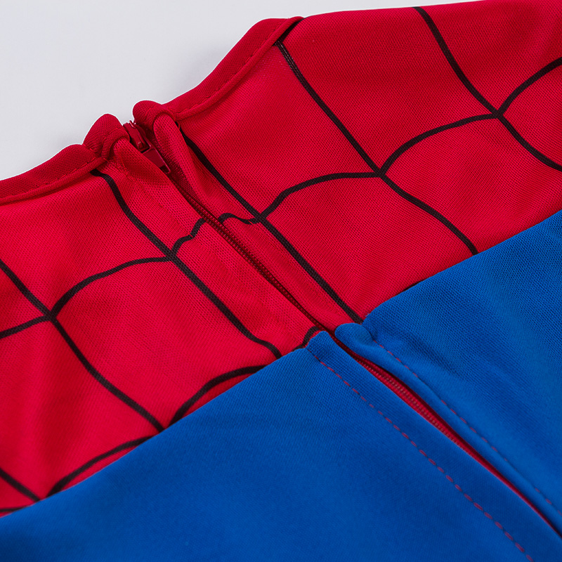 Karšto pardavimo Marvel Comic klasikinis Spiderman vaiko kostiumas - Karnavaliniai kostiumai - Nuotrauka 4