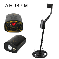 Professional Underground Metal Detector Finder Depth1 5m Scanner Finder 1200mA Li Battery Gold Digger Treasure Hunter