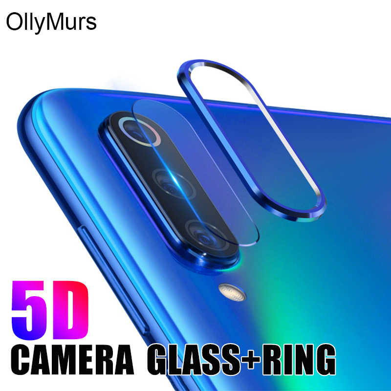 Camera Protector For Xiaomi Mi 9 SE 9T Pro Case Phone Lens Glass Bumper On For Xiaomi Mi 9 CC9 CC9E A3 Cover Protection Ring