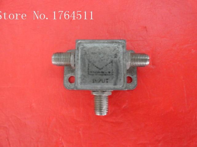 [BELLA] A Two MERRIMAC RF Coaxial Power Divider PDM-20-50 1-100MHz SMA