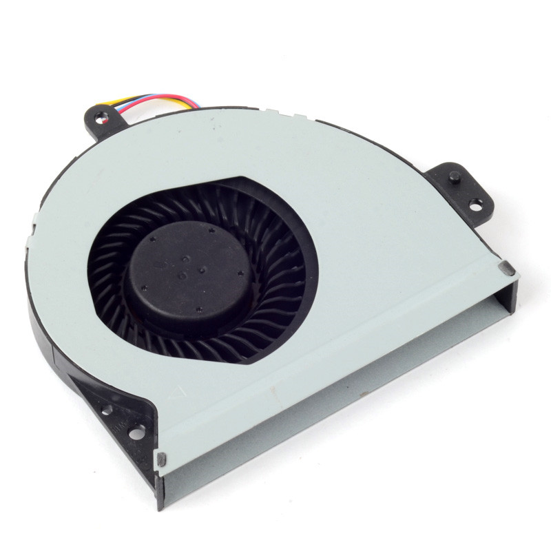 Laptops Replacement Accessories CPU Cooling Fans 5V 0.4A Fit For Asus K53S/A43 Notebook Computers Processor Cooler Fan laptops replacement accessories cpu cooling fans fit for acer aspire 5741 ab7905mx eb3 notebook computer cooler fan