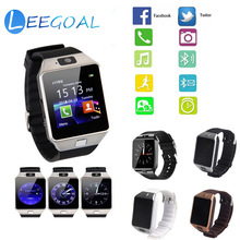 Sporting Smart watch DZ09 Bluetooth Smart Watch wristwatch For Android & IOS Smart Phones With Camera SIM Slot 32G TF Card