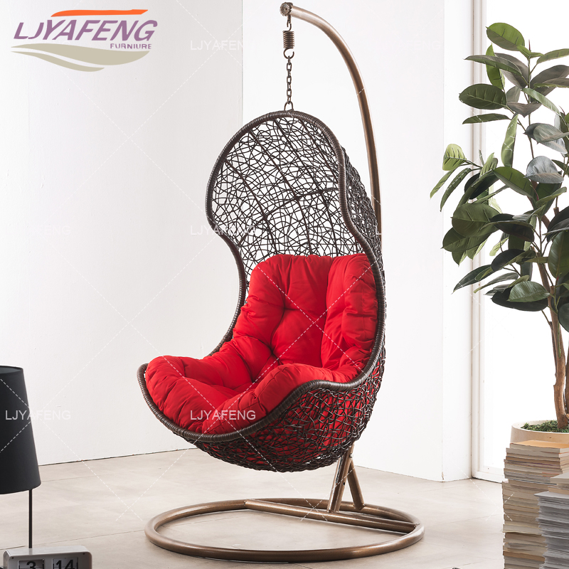 Hanging chair swing swing cane chair, cane chair, sofa vine outdoor chair, swing basket the silver chair