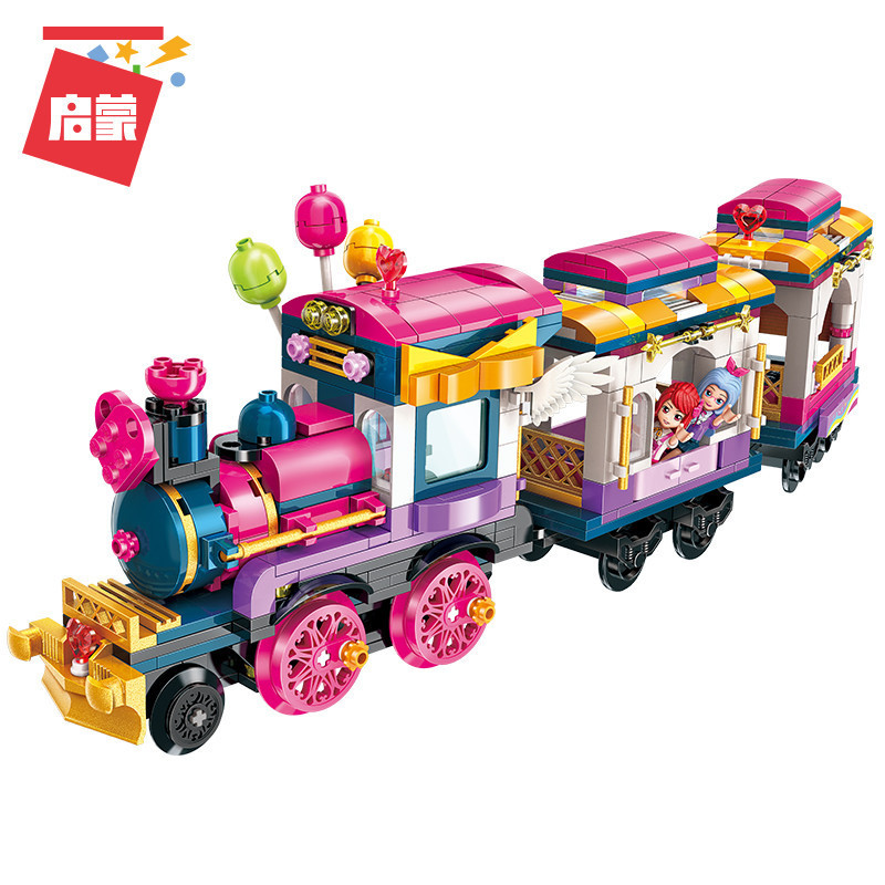 ENLIGHTEN-City-Girls-Princess-Move-Maersk-Train-Car-Building-Blocks-Sets-Bricks-Model-Kids-Classic-Compatible (1)