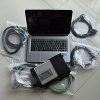 Best Mb Diagnostic Tool Star Sd Connect C5 With Laptop HP Notebook N3060 4g NEW With