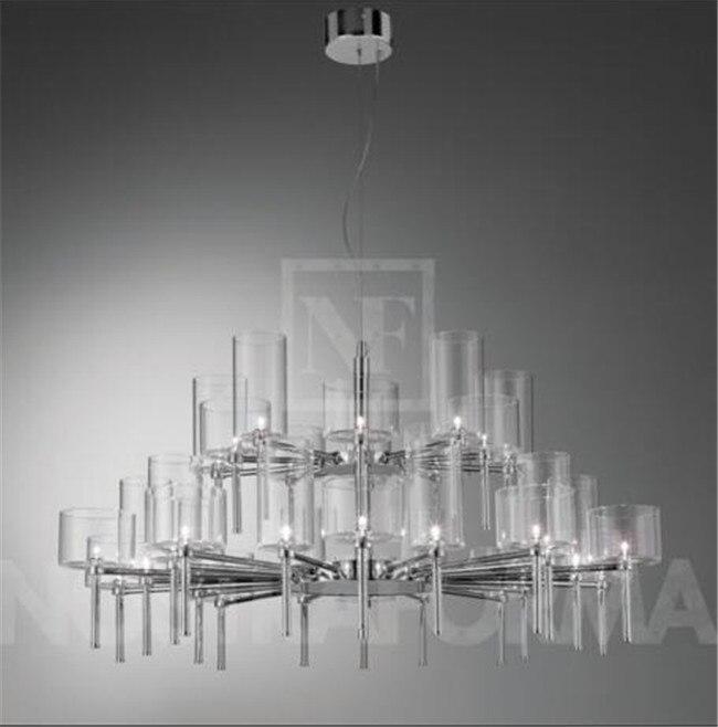 Новинка, горячая распродажа! Современная Axo Light spillray SP 30 подвесной светильник