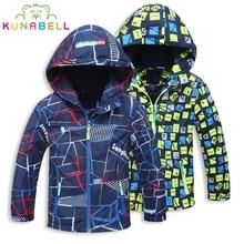 Children Jackets Polar Fleece Spring Outerwear Warm Sport Kids Clothes Waterproof Windproof Boys Tops For 3