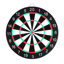 12'' Magnetic Dart Board Dartboard 4pcs Magnet Darts Party Game Kids Child Safe