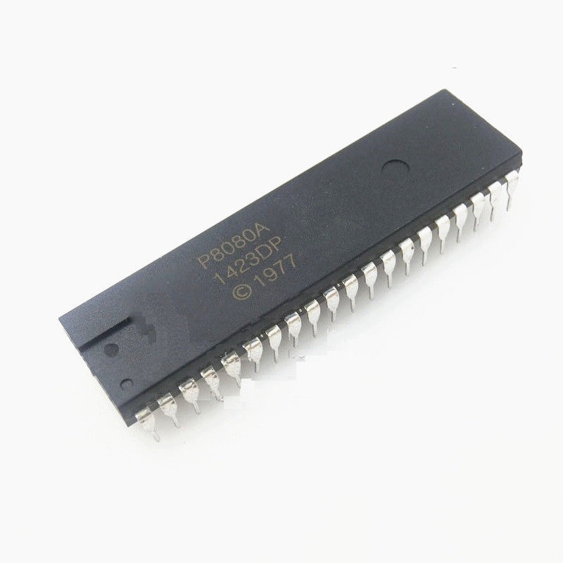 2 PCS P8080A P8080A-1 <font><b>8080</b></font> <font><b>CPU</b></font> MICROPROCESSOR NEW image