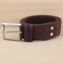 Propylene elastic Waist Belt For pin buckle