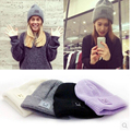 1pcsWinter Hat Women Beanies Female Hat Hot Autumn Europe Knitting Cap Sleeve Cap Outdoor Warm Hat Skullies Beanies Bonnet Femme